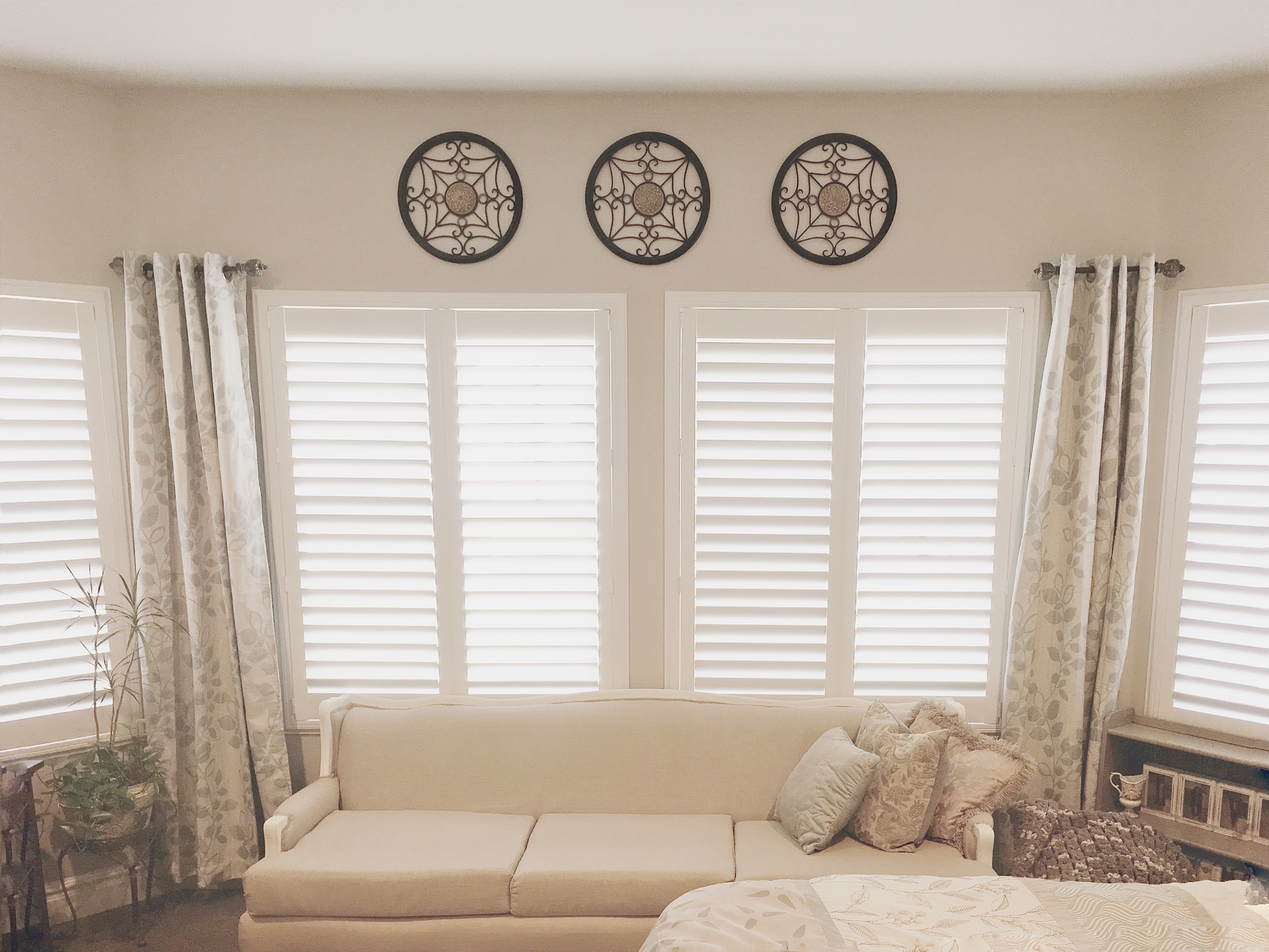 our the transformation via blinds code com room after woven before and window discount select shades inspired wood bamboo