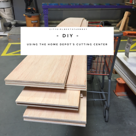 Diy using the home depots cutting center i know i know why would anyone write a blog post about getting wood cut at the home depot well for years i was to nervous to ask the home depot to solutioingenieria