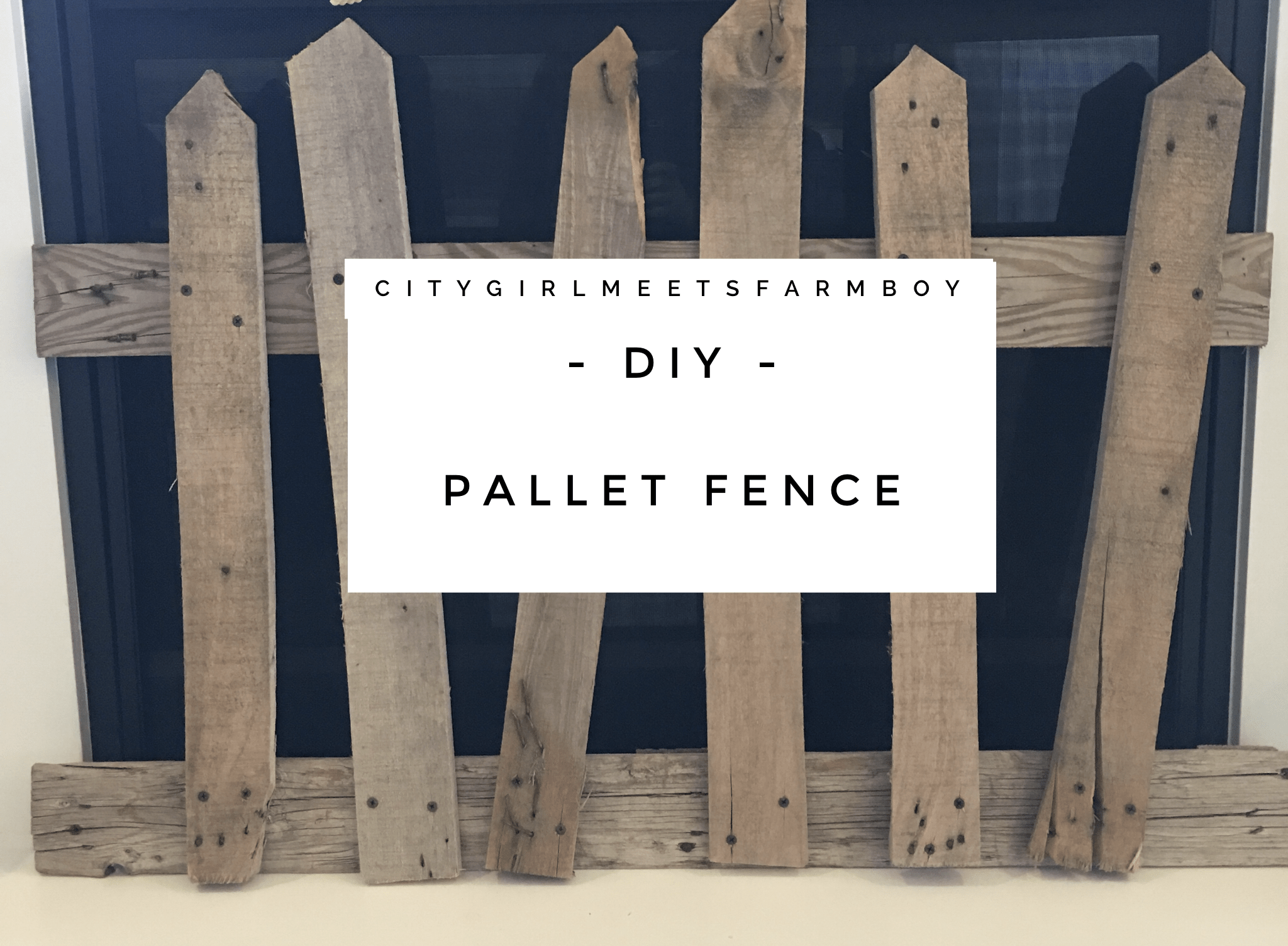 Do It Yourself Fencing Materials : Do it yourself halloween pallet fences