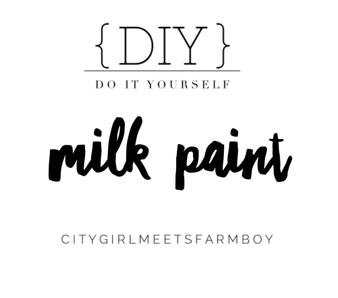 Do it yourself miss mustard seeds milk paint i have always wanted to try out milk paint and figured my grannys old oak headboard was where to start i started my search online and i found miss mustard solutioingenieria Images