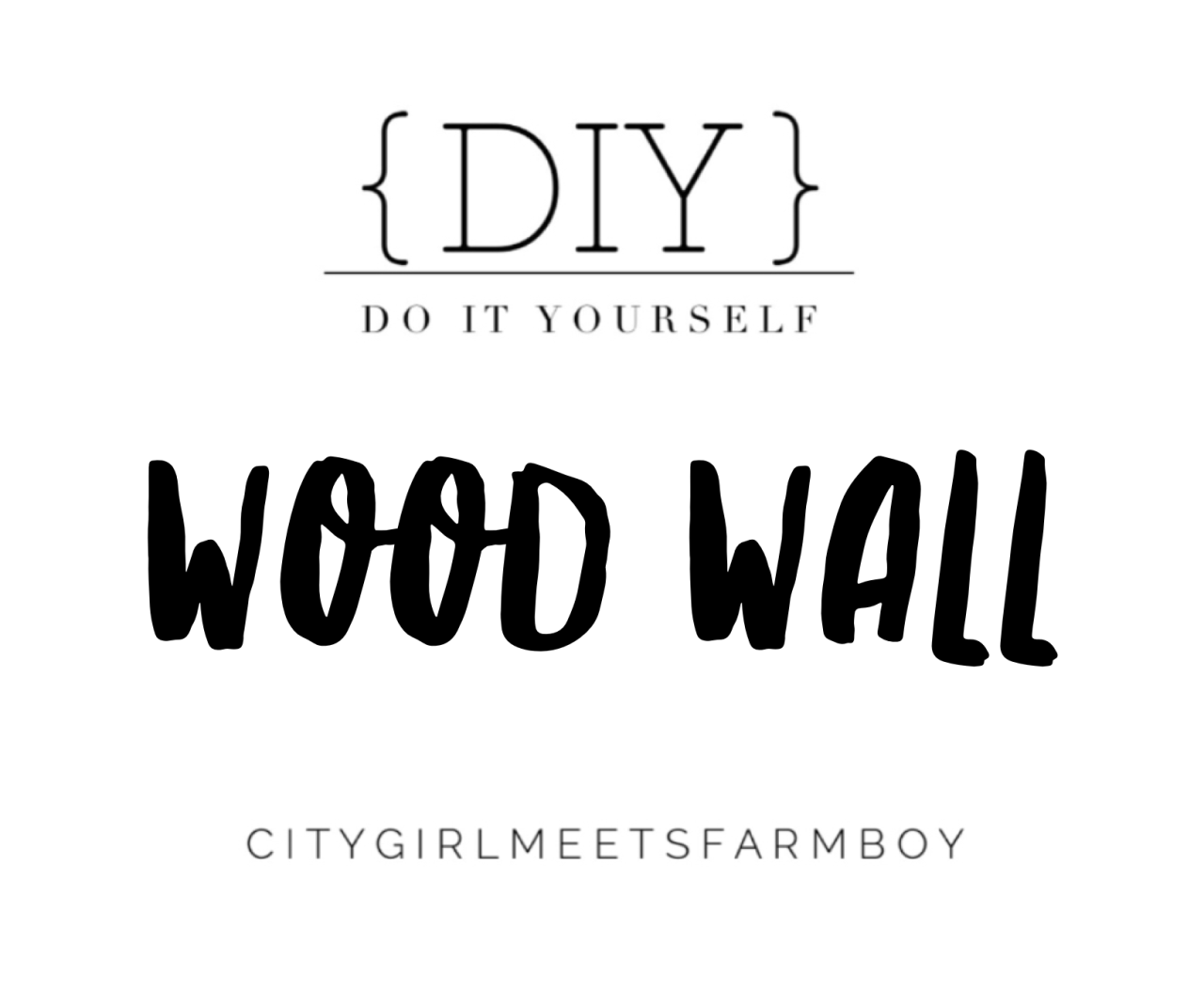 Do it yourself wood wall eek i am geeking out at my newest project like hardcore i love it i love it i love it did i mention that i love it solutioingenieria Image collections